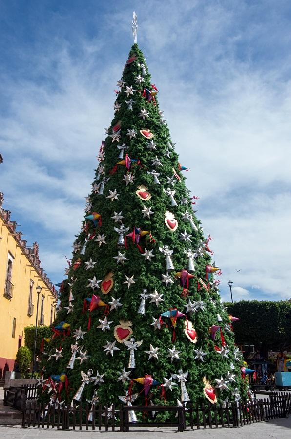arbol de navidad festividades natividad navidades