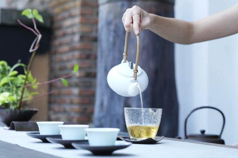 curiosidades del té