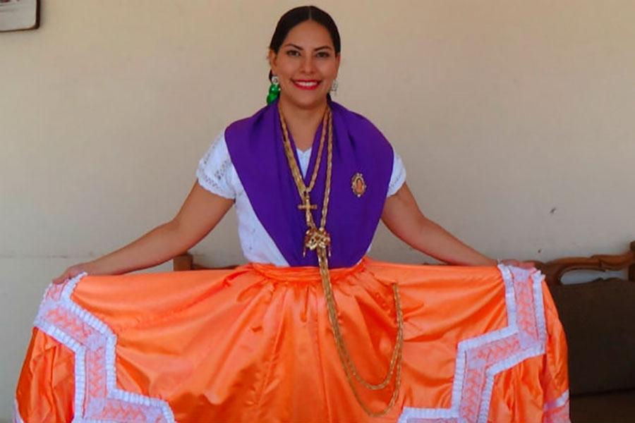 Trajes Típicos de Oaxaca: las chinas oaxaqueñas