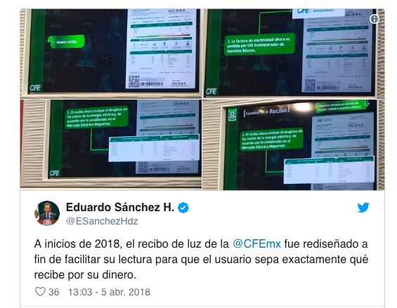 Recibo Luz