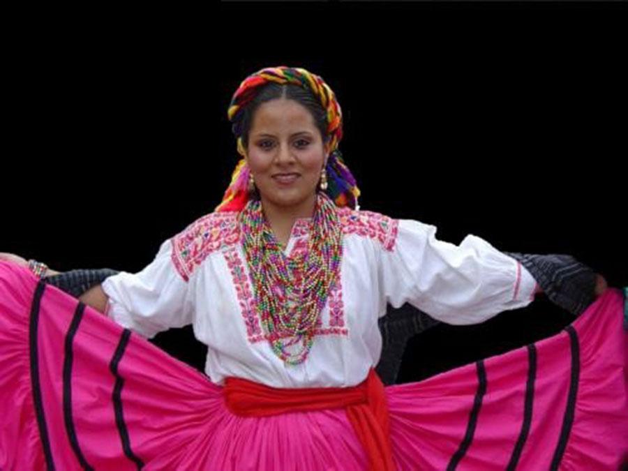 Vestimenta de Oaxaca: Ejutla de Crespo