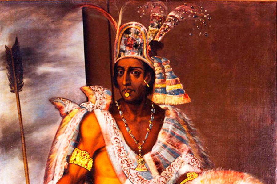 Por qué Moctezuma II bailó vestido de mujer? | Muy Interesante