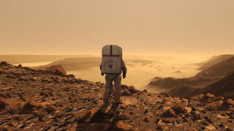 boleto a Marte