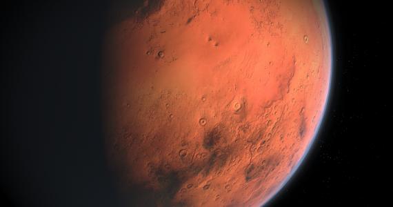 sismo en Marte