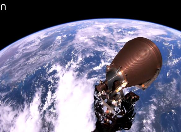 primer video 4K de la Tierra