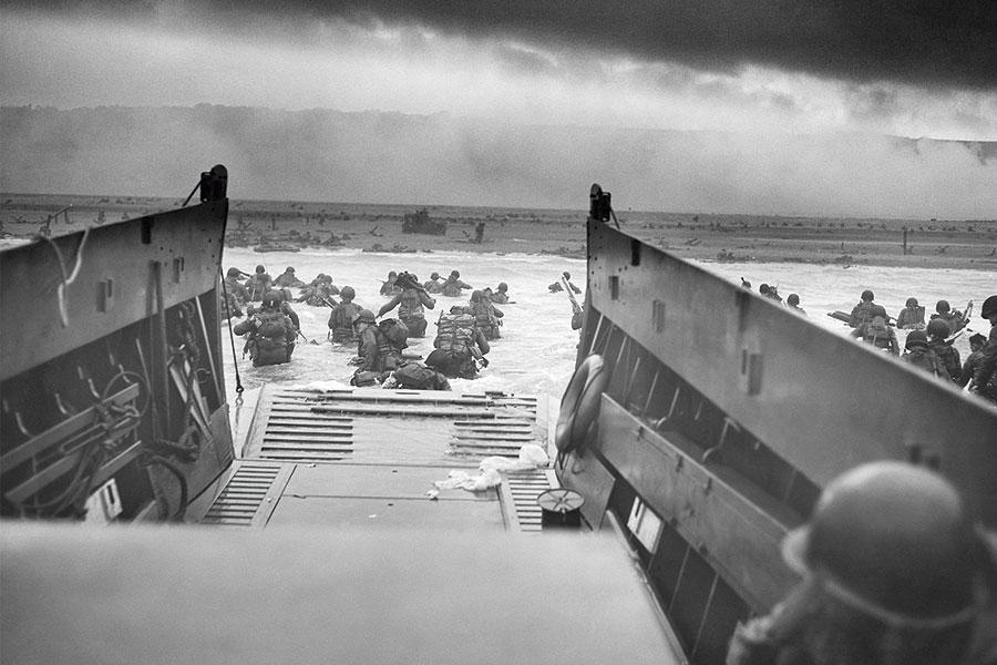 Desembarco De Normandia 5 Ataques 5 Playas Muy Interesante