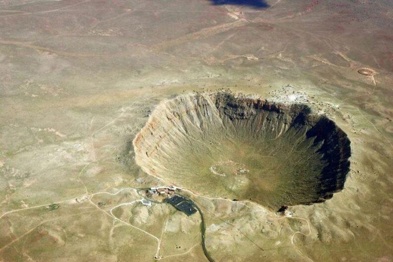 cráteres terrestres