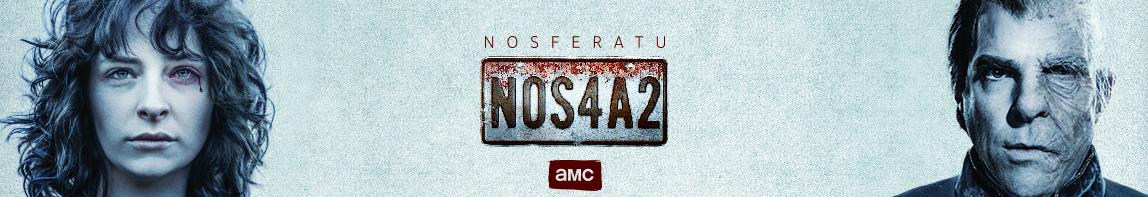 NOS4A2, nosferatu por izzi tv