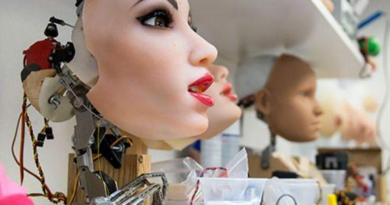 robots sexuales