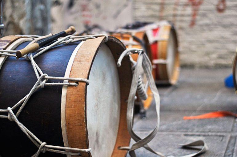 tambor Tedworth