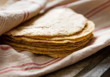 tortilla de cebada