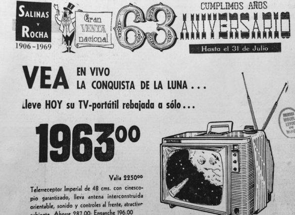 Ilustración publicitaria mexicana