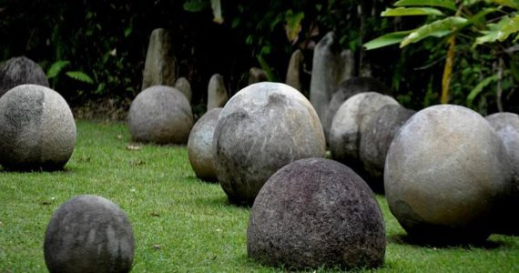 esferas precolombinas