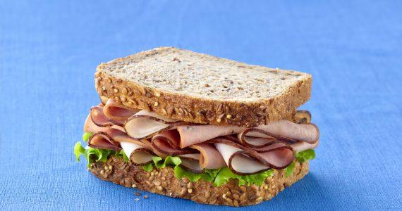 sándwich
