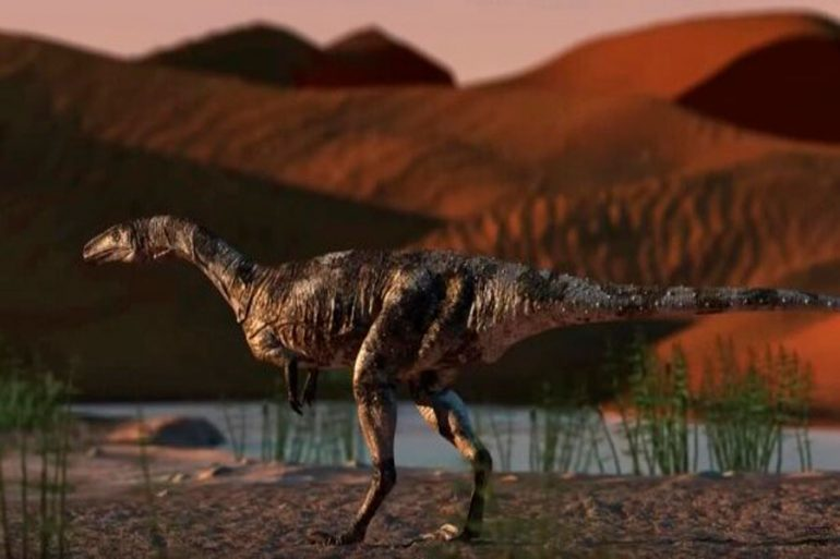 depredador prehistórico