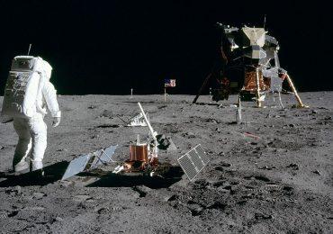 llegada a la Luna