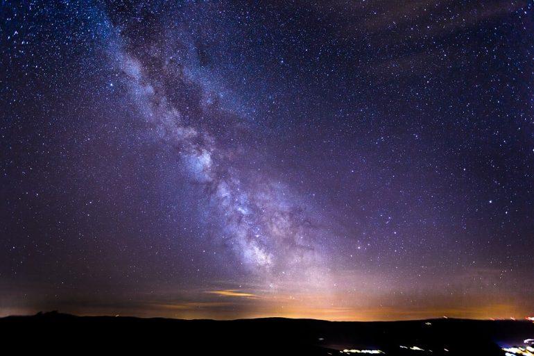 lluvia de estrellas de Acuario