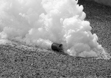 gas lacrimógeno