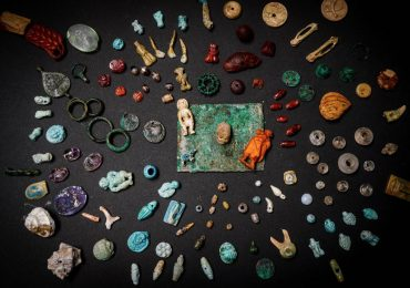 tesoro de amuletos antiguos