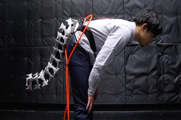 cola robótica