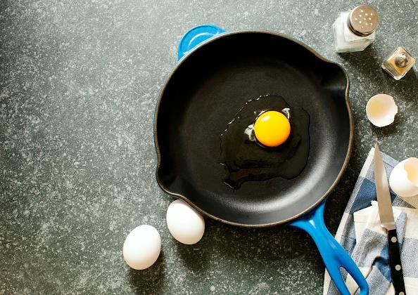 Huevo: propiedades y beneficios