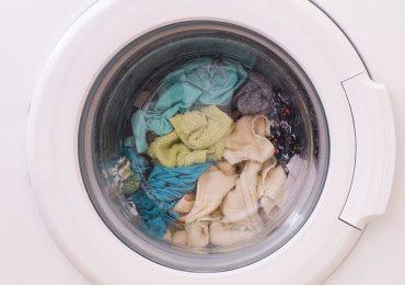 lavar la ropa nueva