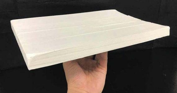 membrana hecha de madera