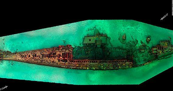 submarino de la Primera Guerra Mundial