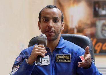 Astronauta emiratí