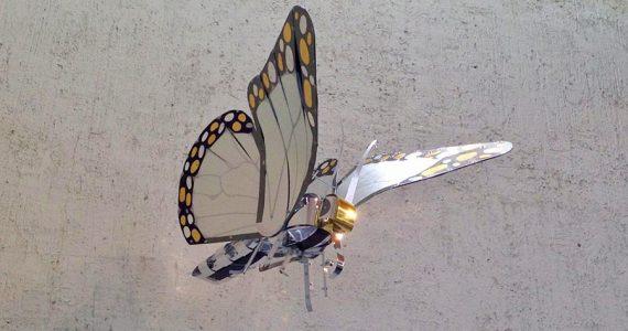 Mariposa Monarca Papalotl