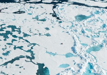 microplásticos ártico