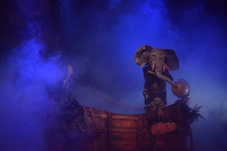 elefantes teatro