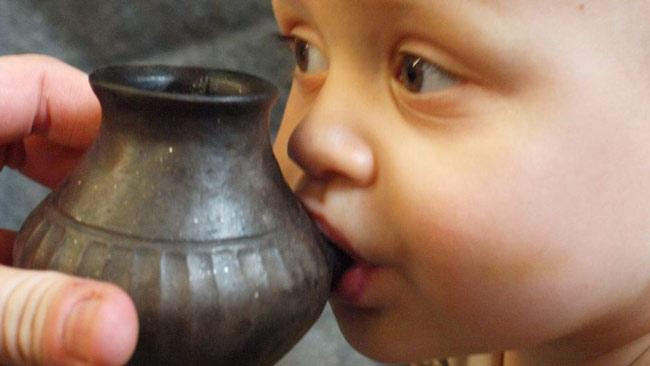 Bebés prehistóricos