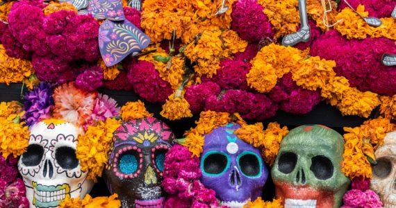 Día de muertos México
