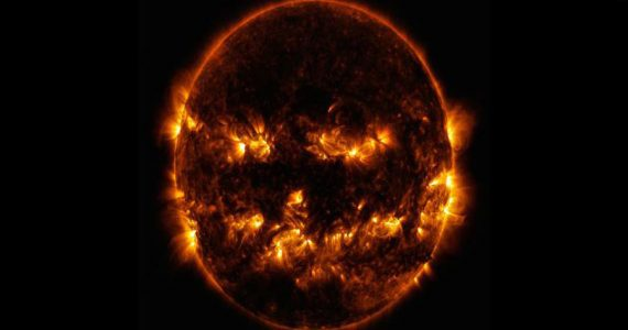 foto del sol