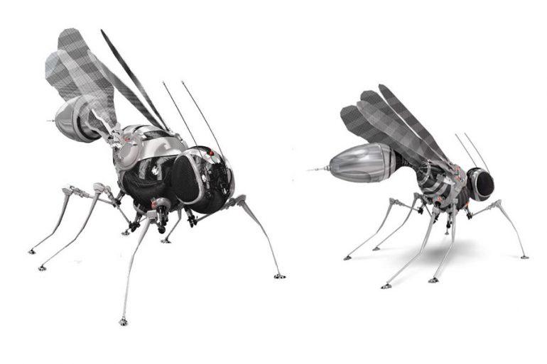 mosca robot