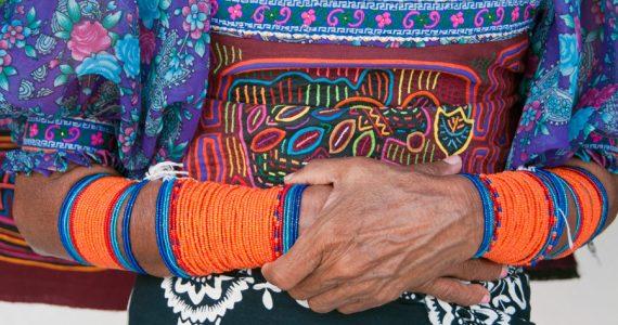 Indígenas panameños