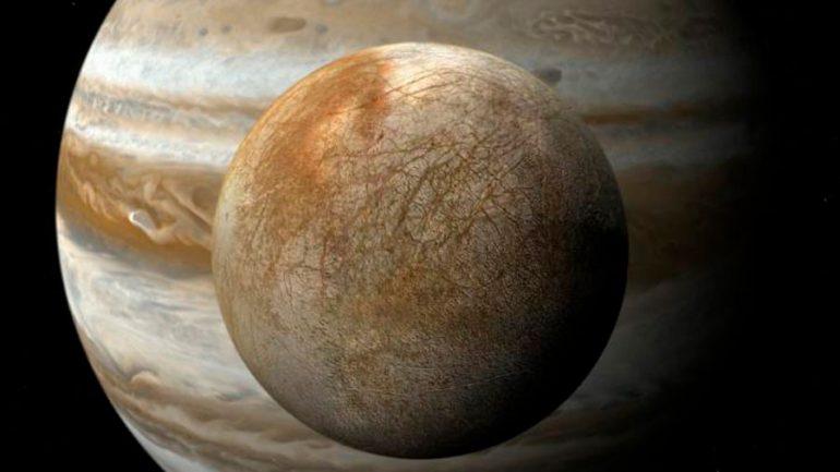 júpiter europa