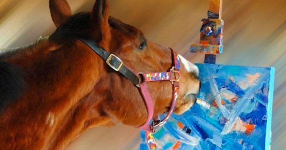 metro caballo