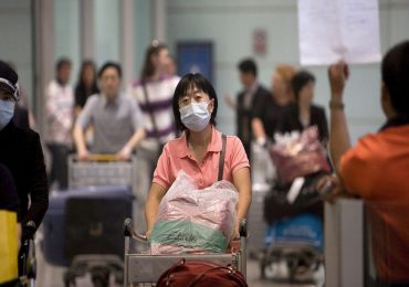 peste negra China