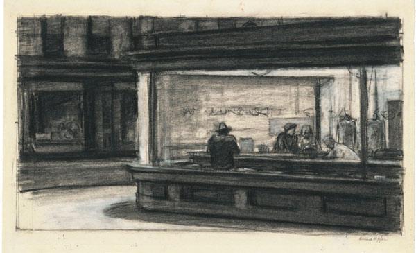 Nighthawks El Realismo De Edward Hopper Muy Interesante