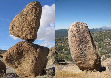 rocas encimadas