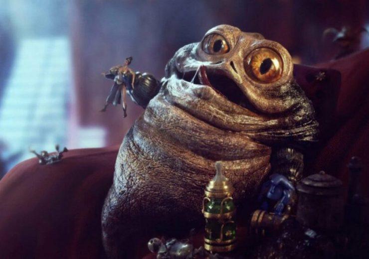 baby Jabba