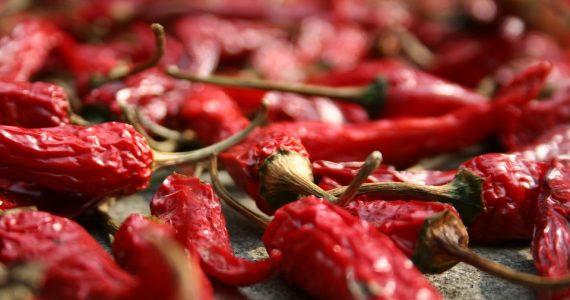 consumir chiles