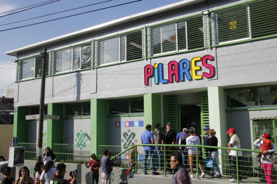 Foto: PILARES, Gobierno de la Ciudad de México.
