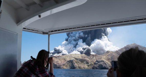 volcán de nueva zelanda