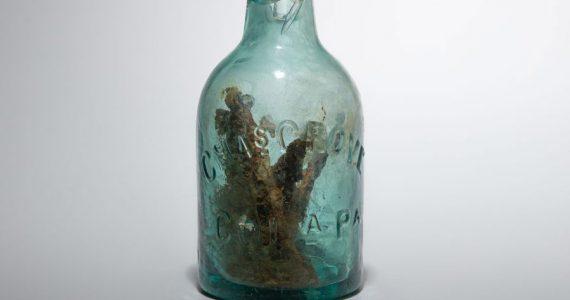 botella de bruja