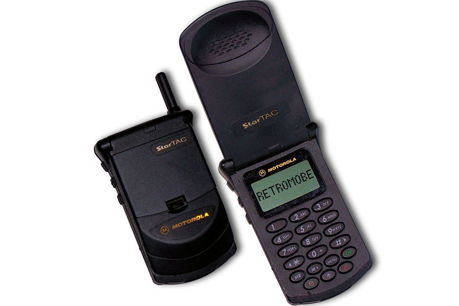 Motorola StarTAC archivos - Muy Interesante