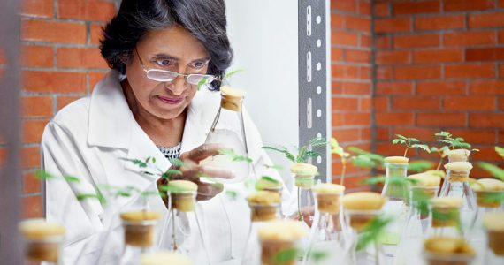 científica mexicana
