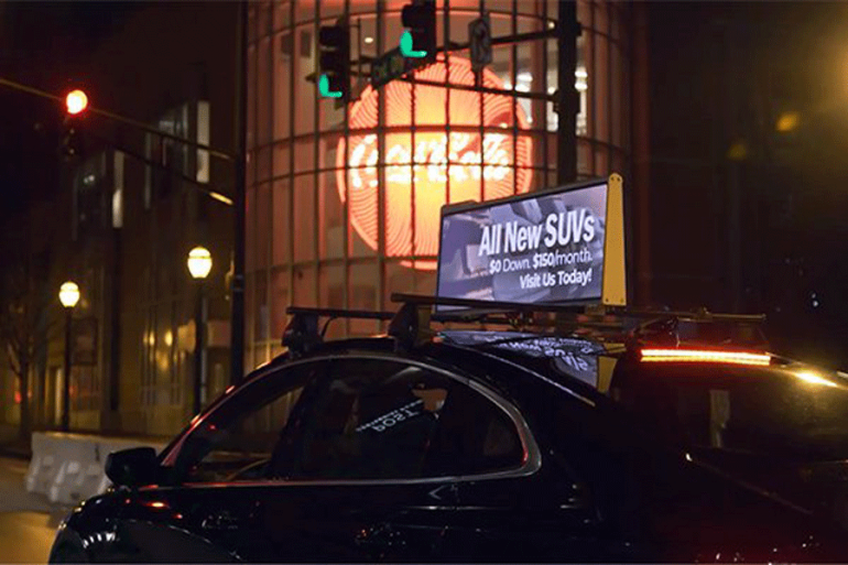 uber anuncios